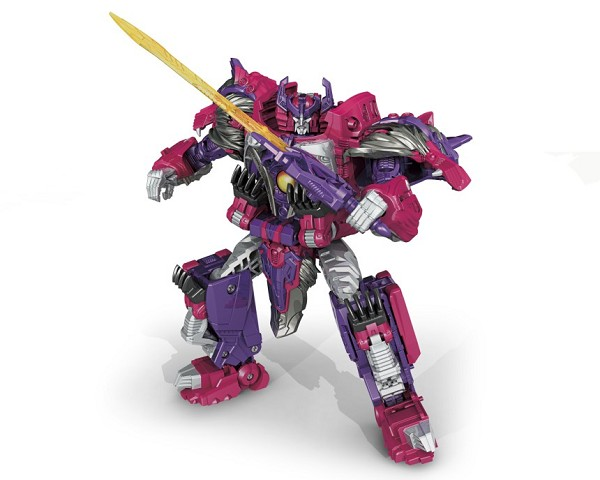 Hasbro Titans Return Voyager Alpha Trion
