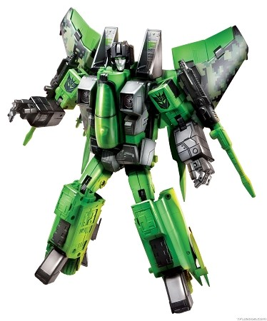 Hasbro - Masterpiece MP-01 - ACID STORM