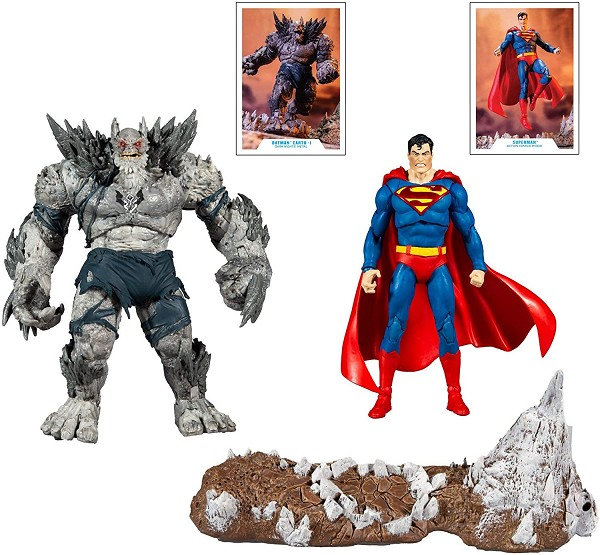 McFarlane Toys DC Multiverse Batman Earth-I and Superman 2-Pack