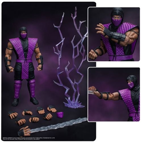 Storm Collectibles Mortal Kombat RAIN NYCC 2018 Event Exclusive