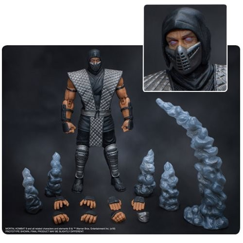 Storm Collectibles Mortal Kombat SMOKE NYCC 2018 Event Exclusive