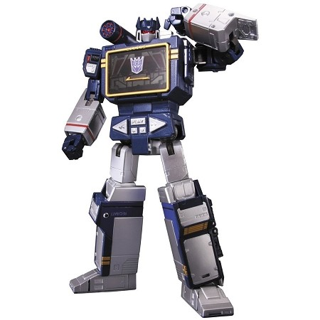 Takara MP-13 - SOUNDWAVE with LASERBEAK (2019 Reissue)