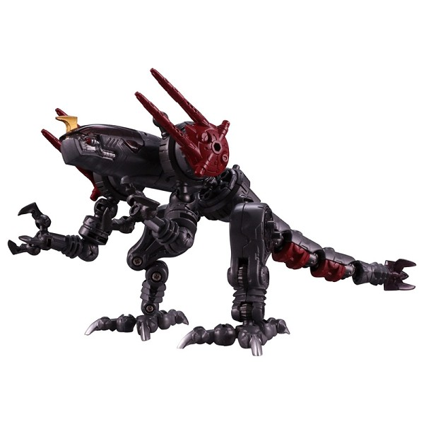Takara Diaclone Reboot DA-34 WARUDER RAIDER RAPTOR HEAD (DARK CATHODE TYPE)