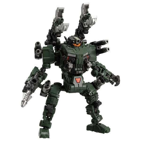 Takara Diaclone Reboot DA-49 POWERED SYSTEM MANEUVER EPSILON (Space Marine Squad)
