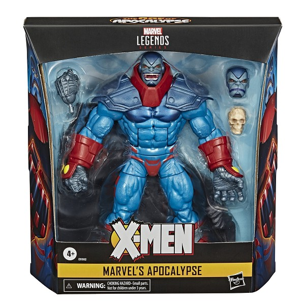 Marvel Legends Deluxe Retro APOCALYPSE