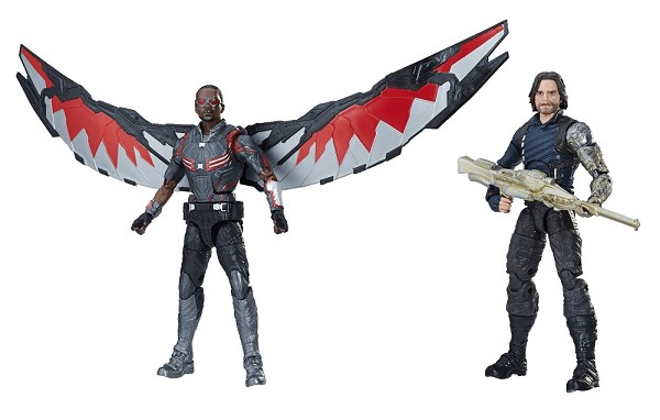 Marvel Legends Avengers: Infinity War - WINTER SOLDIER and FALCON 2-Pack