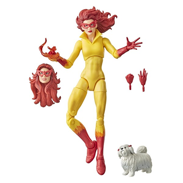 Marvel Legends FIRESTAR