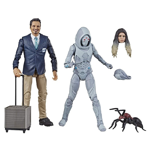 Marvel Legends Ant-man & The Wasp: LUIS & GHOST 2-Pack