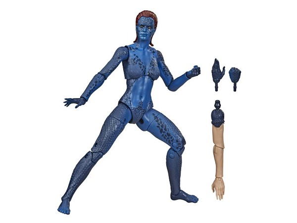 Marvel Legends X-Men 20th Anniversary MYSTIQUE