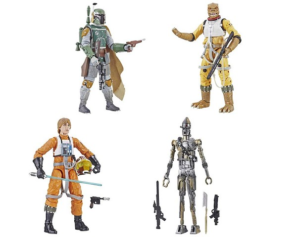 Star Wars Black Series Archive Collection Wave 1 (Set of 4)