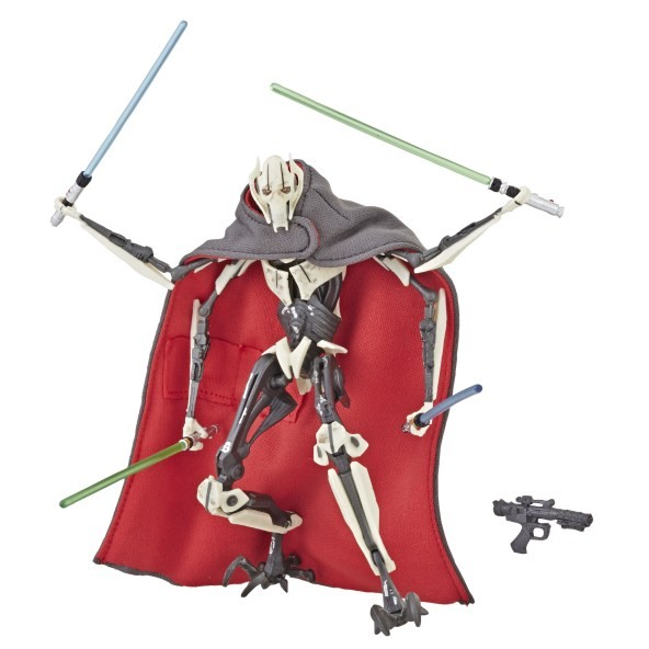 Star Wars Black Series GENERAL GRIEVOUS