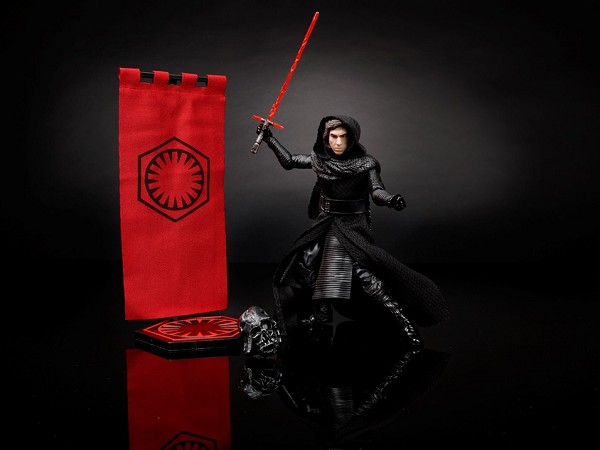 SDCC 2016 STAR WARS KYLO REN
