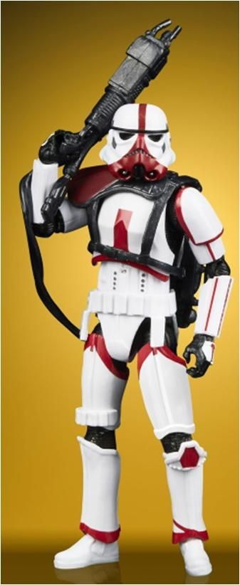 Star Wars Vintage Collection INCNERATOR TROOPER