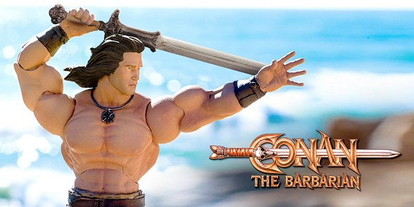Super7 Conan The Barbarian Ultimates - Conan Iconic Movie Pose