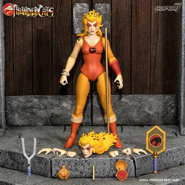 Super7 Thundercats Ultimates CHEETARA