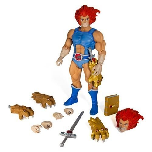 Super7 Thundercats Ultimates LION-O