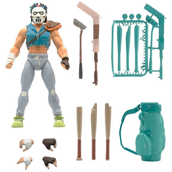 Super7 TMNT Ultimates CASEY JONES