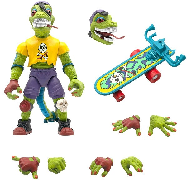 Super7 TMNT Ultimates MONDO GECKO