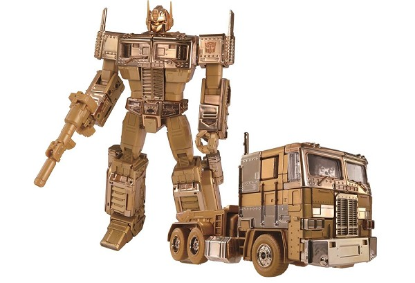 Takara Transformers 35th Anniversary - The Golden Lagoon CONVOY