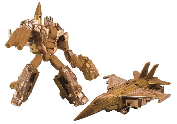 Takara Transformers 35th Anniversary - The Golden Lagoon STARSCREAM