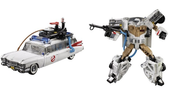 Transformers Ghostbusters Mash-Up – Ecto-1 ECTOTRON