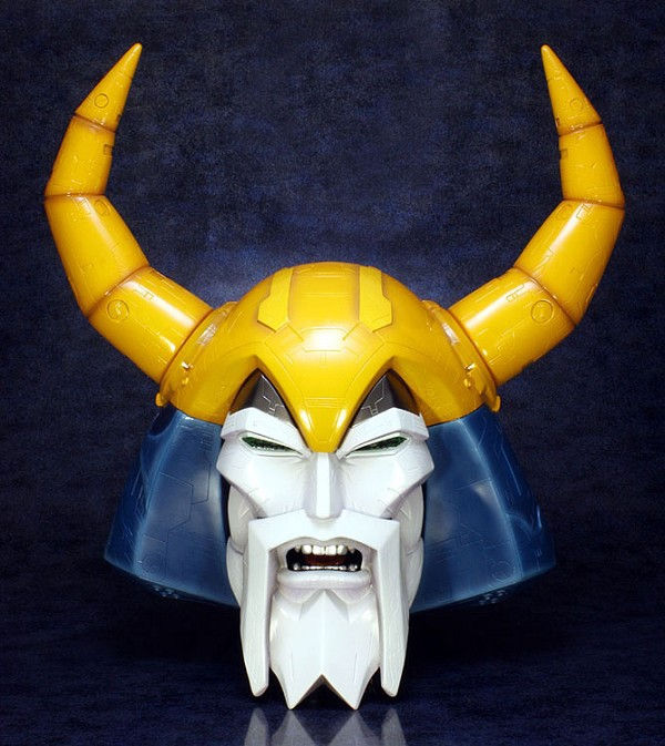 Fewture EX Gokin PLUS Unicron Head