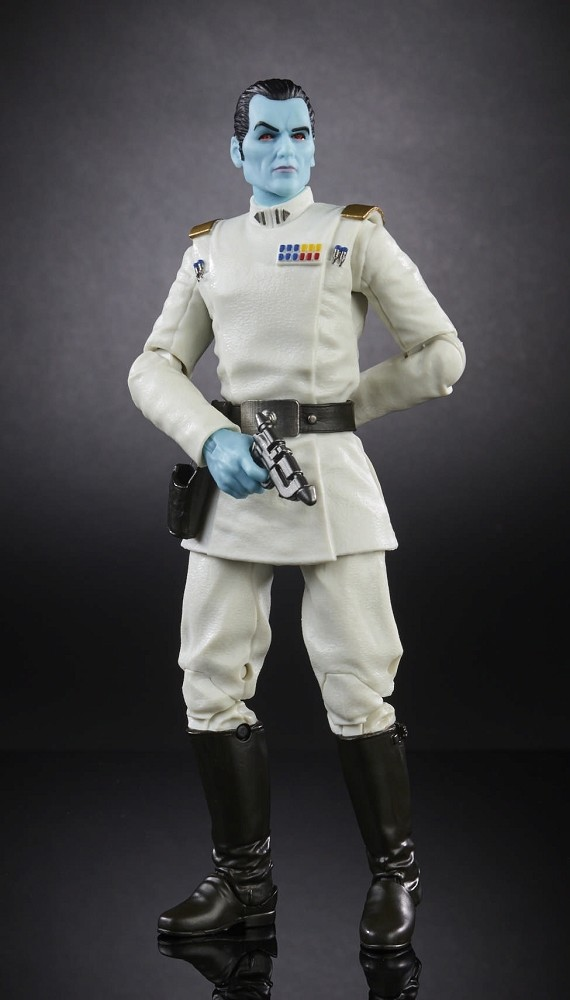 SDCC 2017 Star Wars Black Series GRAND ADMIRAL THRAWN