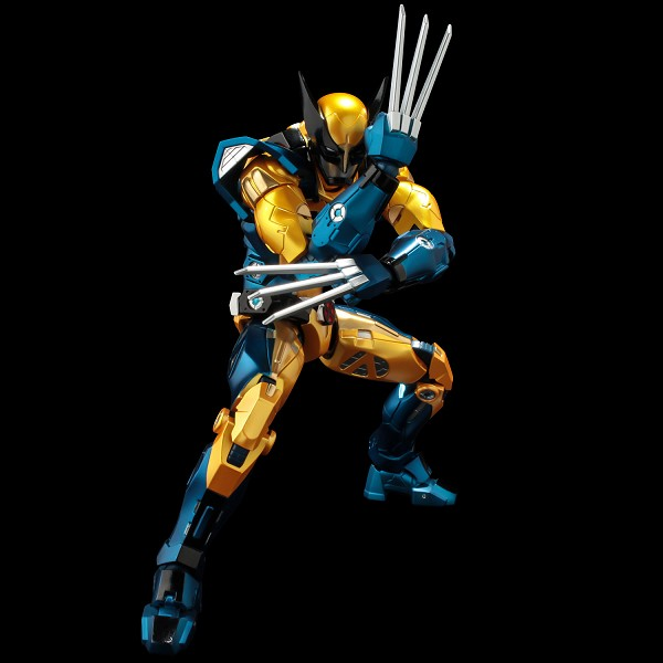 SEN-TI-NEL  Fighting Armor WOLVERINE