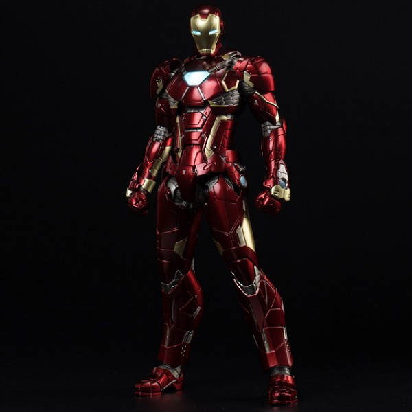 SEN-TI-NEL RE:EDIT IRON MAN #9 NEW CENTURY