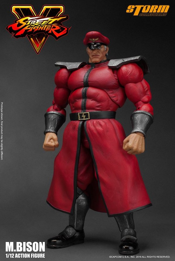 Storm Collectibles Street Fighter M. BISON