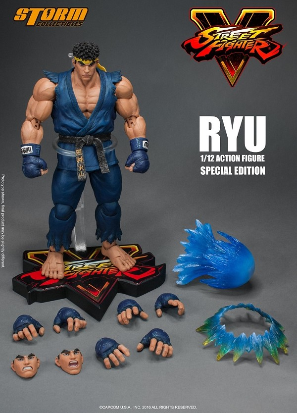 Storm Collectibles Street Fighter RYU (Alternate Color)