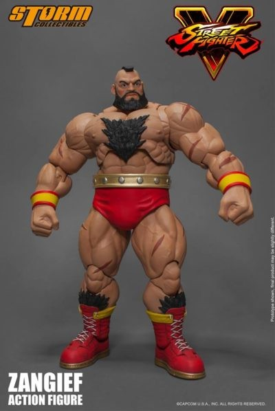 Storm Collectibles Street Fighter ZANGIEF