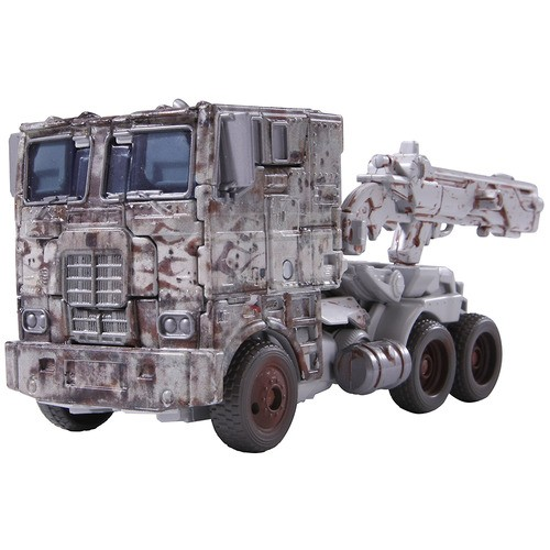 Takara Age of Extinction Movie Advance Voyager Class RUSTY EVASION MODE OPTIMUS PRIME
