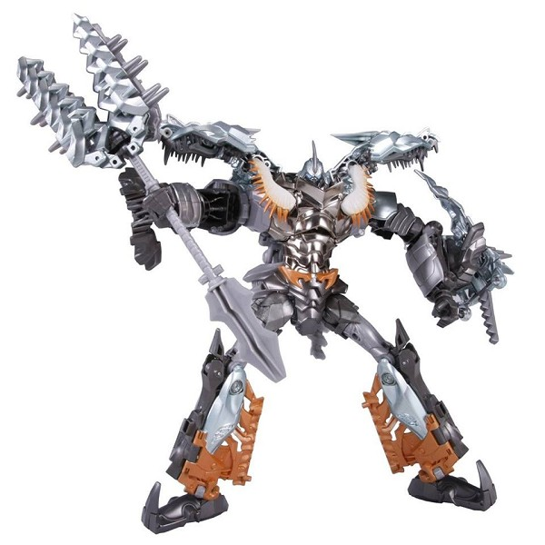 Takara Age of Extinction Movie Advance Leader Class BLACK KNIGHT GRIMLOCK