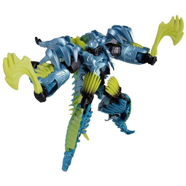Takara Age of Extinction Movie Advance Deluxe Class SLASH