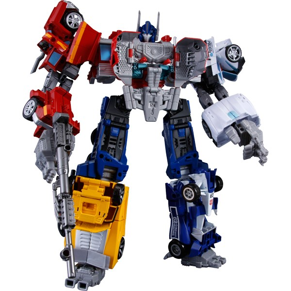 Takara Transformers Unite Warriors - UW-05 CONVOY GRAND PRIME