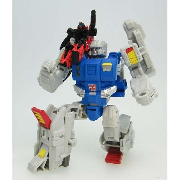 Takara Tomy Legends LG-65 Targetmaster TWIN TWIST