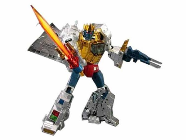 Takara Tomy - Masterpiece MP-08X KING GRIMLOCK