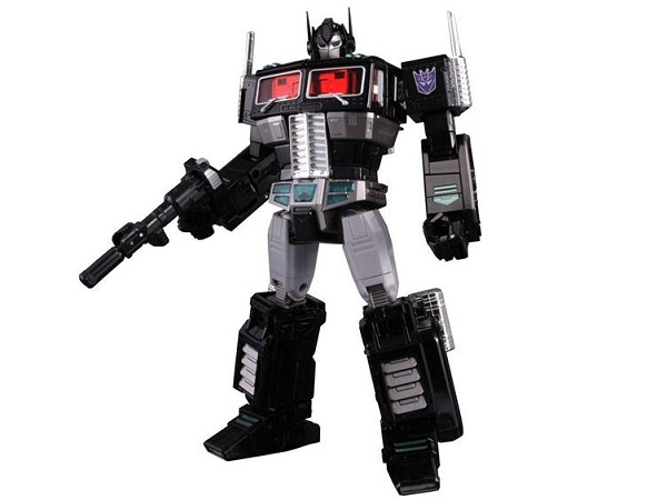 Takara Tomy - Masterpiece MP-10B BLACK CONVOY (Reissue)