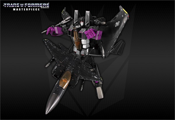 Takara Tomy - Masterpiece MP-06 SKYWARP