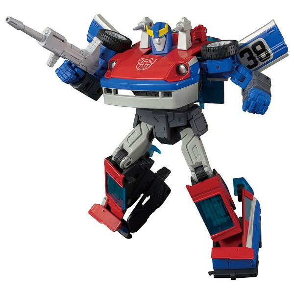 Takara Tomy - Masterpiece MP-19+ SMOKESCREEN (Toon Version) (2nd Batch)