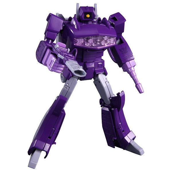 Takara Masterpiece MP-29+ LASERWAVE/SHOCKWAVE (Toy Colors)
