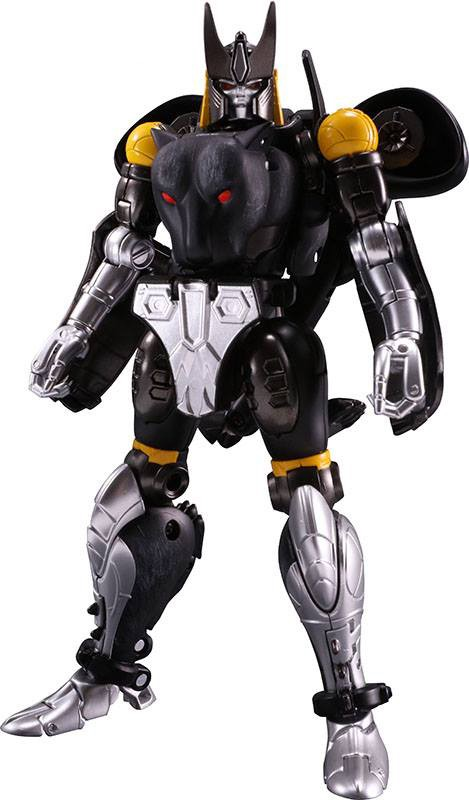 Takara Tomy - Masterpiece MP-34S SHADOW PANTHER w/Coin