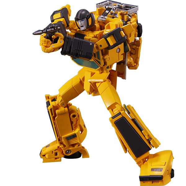 Takara Tomy - Masterpiece MP-39 SUNSTREAKER (2019 Reissue)