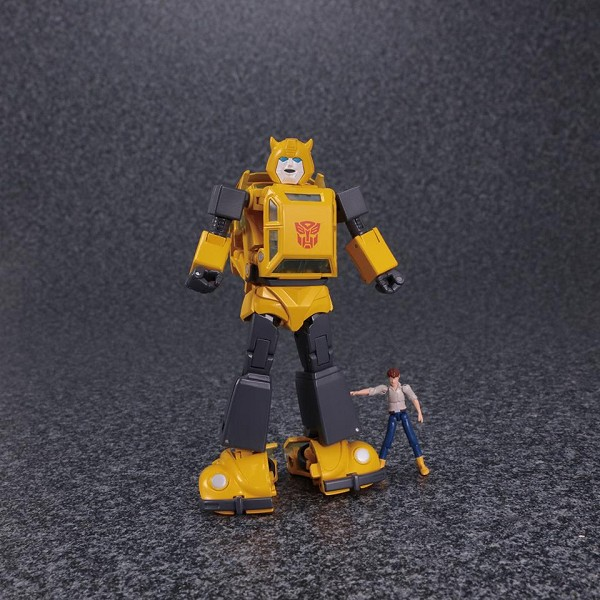 Takara Tomy - Masterpiece MP-45 BUMBLEBEE (Ver 2.0) w/Collector Pin
