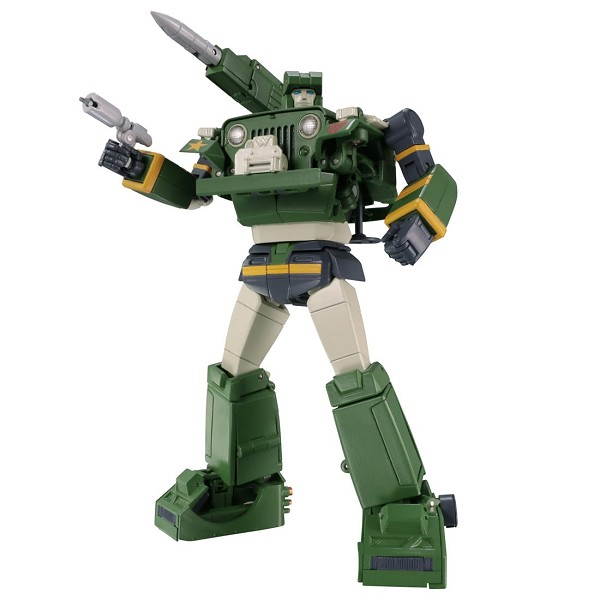 Takara Tomy - Masterpiece MP-47 HOUND