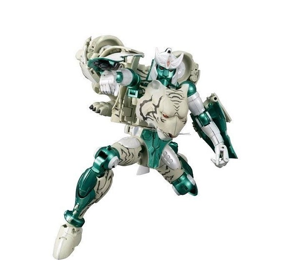 Takara Tomy - Masterpiece MP-50 TIGATRON (BEAST WARS)