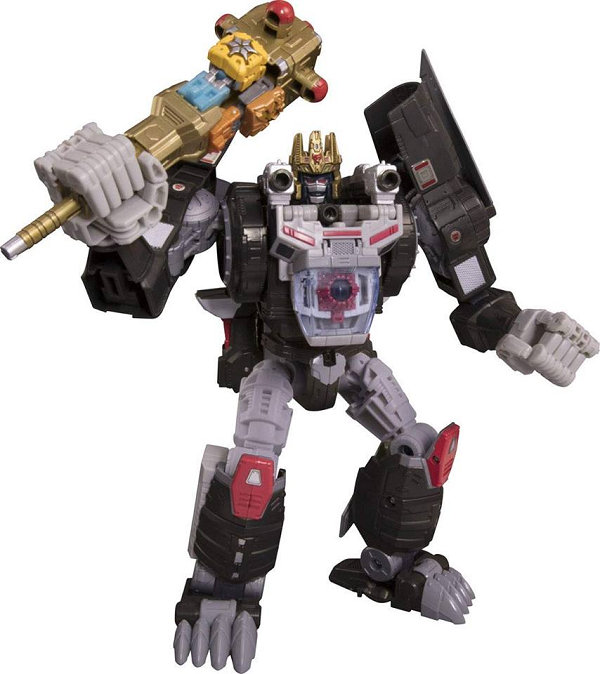 Takara Power of Primes PP-43 THRONE OF THE PRIMES