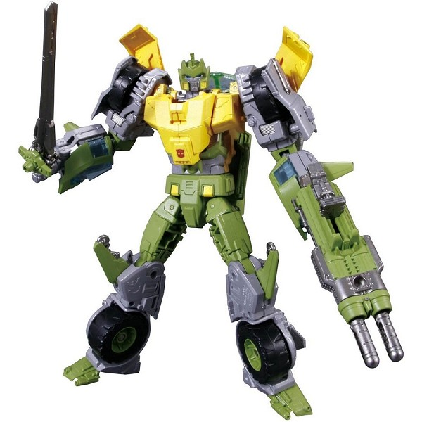 Takara Tomy Generations - Voyager Class SPRINGER