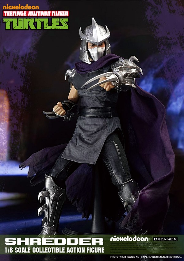 DreamEx 1/6 Scale SHREDDER